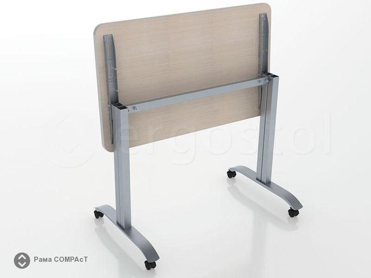 Столы регулируемые по высоте для работы стоя-сидя.
