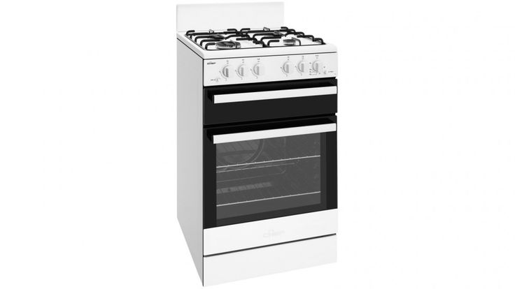 Chef 54cm Freestanding LPG Gas Cooker With Conventional Oven