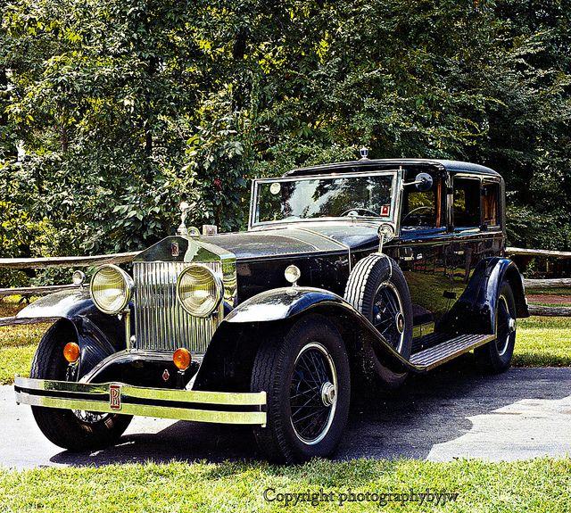 1930 Rolls Royce Vintage Elegance