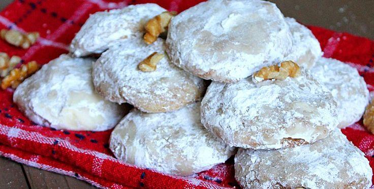 Recept: Winterkoekjes met walnoot en kaneel | Budgi