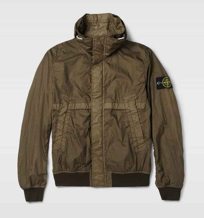 Spring Jackets - Stone Island Love these pockets