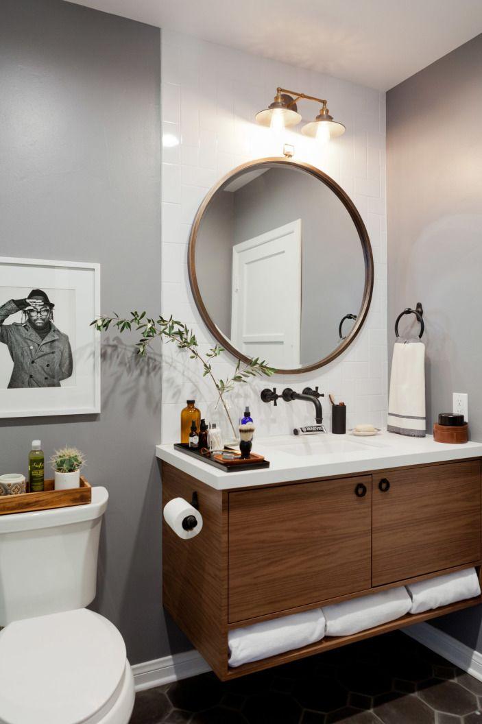 Best 25+ Round bathroom mirror ideas on Pinterest ...