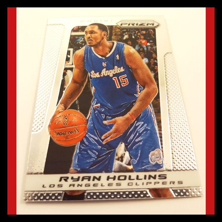 Ryan Hollins Basketball Card (2013-14 Prizm)