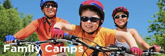 Sport and Recreation Family Camps