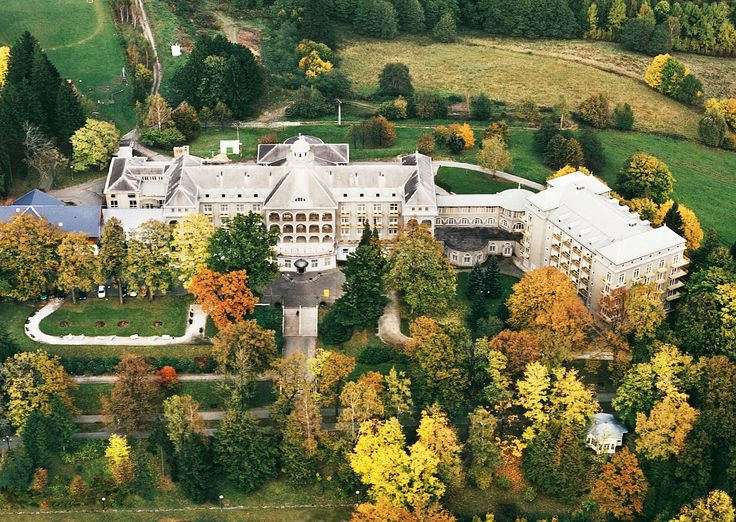 Lázně Jeseník - léčebna Priessnitz