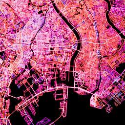 OpenStreetMap + Mapbox