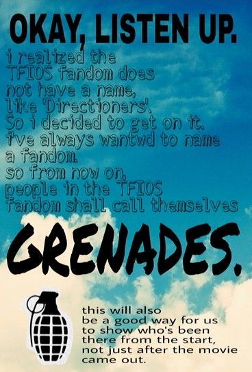 REPOST IF YOURE A GRENADE