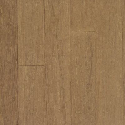 "Westhollow Euro 5"" Engineered Strand Woven Bamboo Flooring in Milan Low Gloss & Reviews 