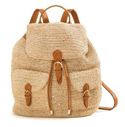 I'll have this Helen Kaminski backpack on my back while in St Martin & St Barth!…