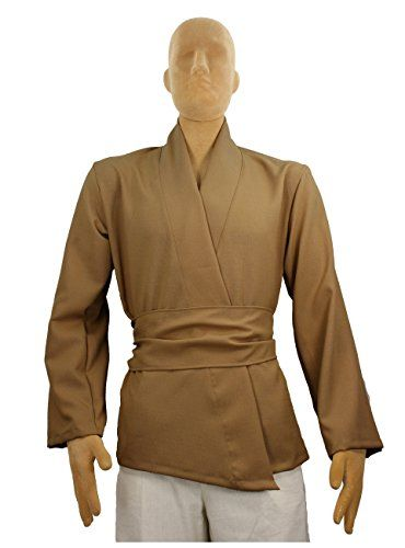 Introducing Mens Jedi Sith Tunic Costume Adult Medium Desert. It is a great product and follow us for more updates!