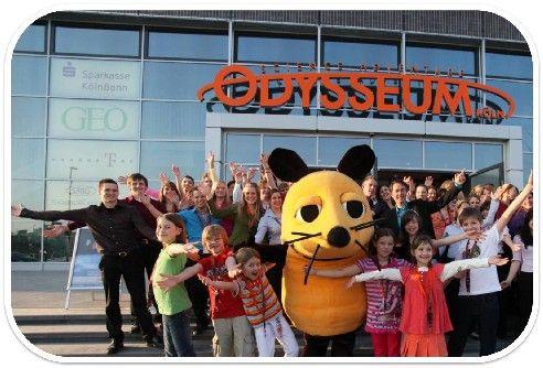 Das Abenteuermuseum Odysseum in Köln ist einzigartig in Deutschland! An 150 Erlebnisstationen für unterschiedliche Altersstufen gehst du auf eine spannende Forschungsreise. Besuche das Museum mit der Maus und erlebe die Sachgeschichten aus der Sendung mit der Maus des WDR live. Feiere einen unvergesslichen Kindergeburtstag oder entdecke spannende Welten in unserem Außen-Erlebnisbereich!