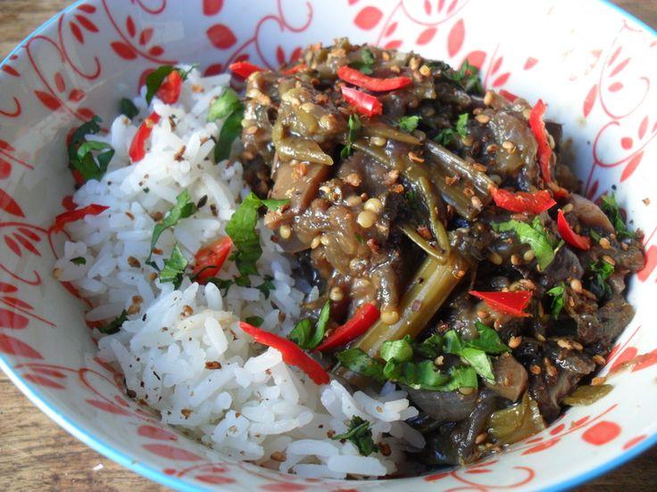 les 11 meilleures images du tableau cuisine au rice cooker sur pinterest recettes cuiseur. Black Bedroom Furniture Sets. Home Design Ideas
