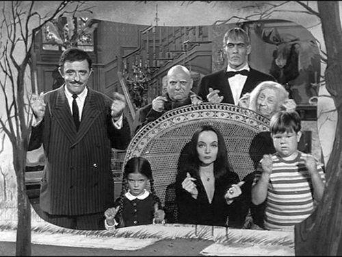 La familia Addams', el Halloween más chic | Film à porter