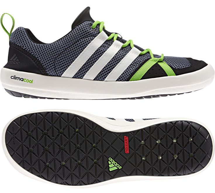 Boat Climacool Lace Up Shoes by adidas Sport Performance