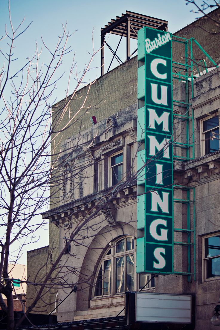 Burton Cummings Theatre | by AJ Batac