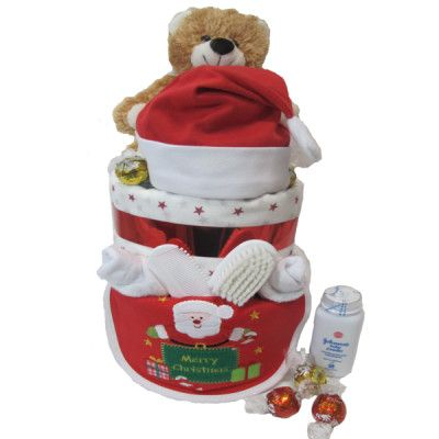 Christmas is not too far away! Get this nappy cake gift for your very pregnant wife, daughter or friend!   Available only at Babyexpress.com.au