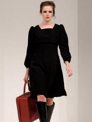 Платья в стиле Коко Шанель: фото и описание маленького черного платья, который в тренде 2017 года