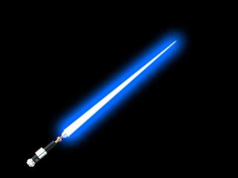 Lightsaber Sound Effect HQ - HD. - YouTube