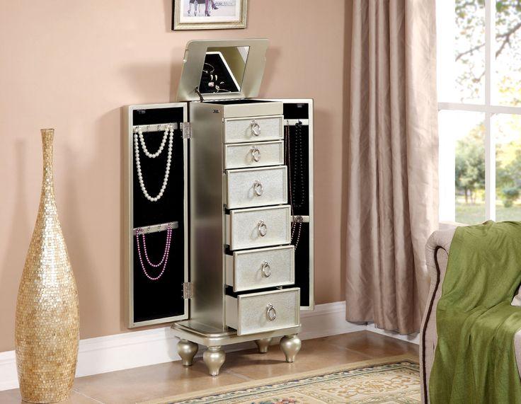 101 best Jewelry Organization images on Pinterest Jewellery