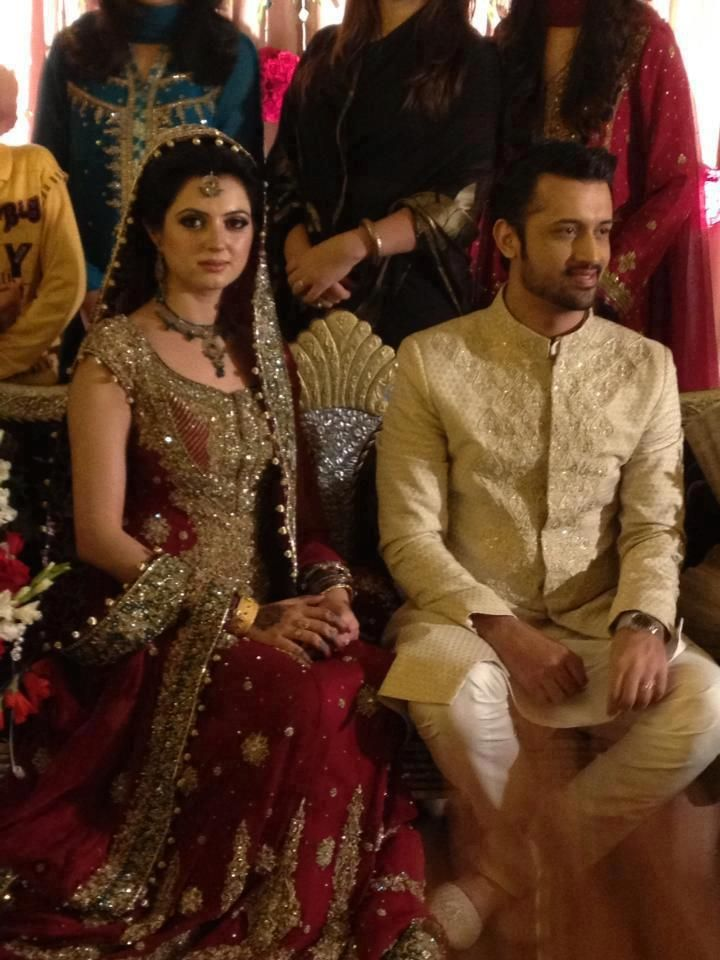 Atif Aslam gets married to longtime girlfriend Sara Bharwana
