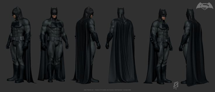 Batman v Superman dawn of justice by patokali.com