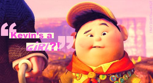 Kevin's a girl?!: Movies T V Books, Movie Tv Obsession, Epical Movies, Disney Wonder 3, Disney Girl, Disney Things, Kevin, Disney Movie, Books Movies Tv