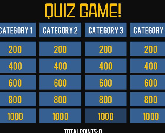 333 best Free Downloads images on Pinterest Free downloads - sample jeopardy powerpoint