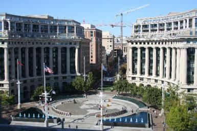 Navy Memorial and Naval Heritage Center - Pennsylvania Ave.