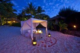 De Cook Eilanden zijn de perfecte bestemming voor een huwelijksreis! (Hééél erg romantisch!) #CookIslands #Honeymoon #Huwelijksreis
