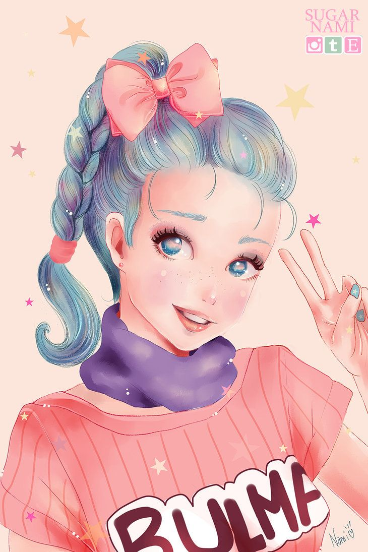 Bulma by Sugar-Nami
