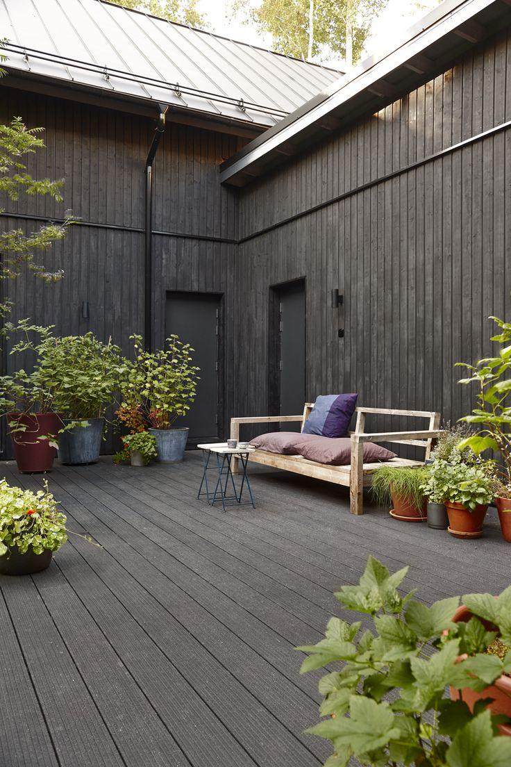 patio, deck, DIY: OUTDOOR FURNITURE | Skandinavian Deko, photo Sameli Rantanen