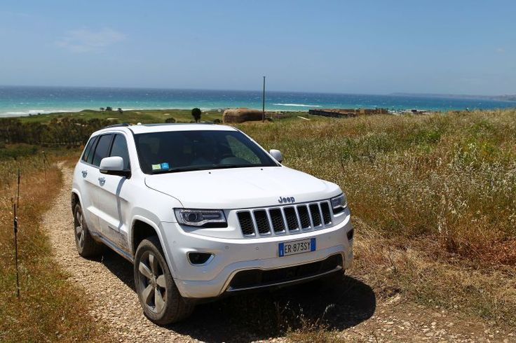 Jeep Grand Cherokee IV (WK2 facelift 2013)
