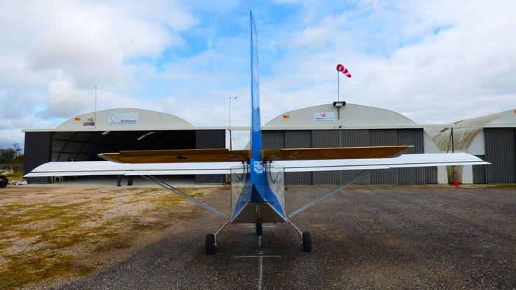 aviação, campo de voo, Azambuja