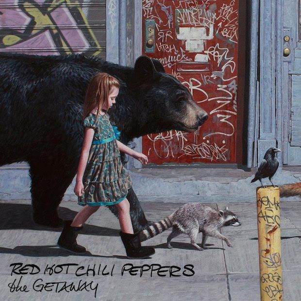 """Red Hot Chili Peppers  """"The Getaway"""""""