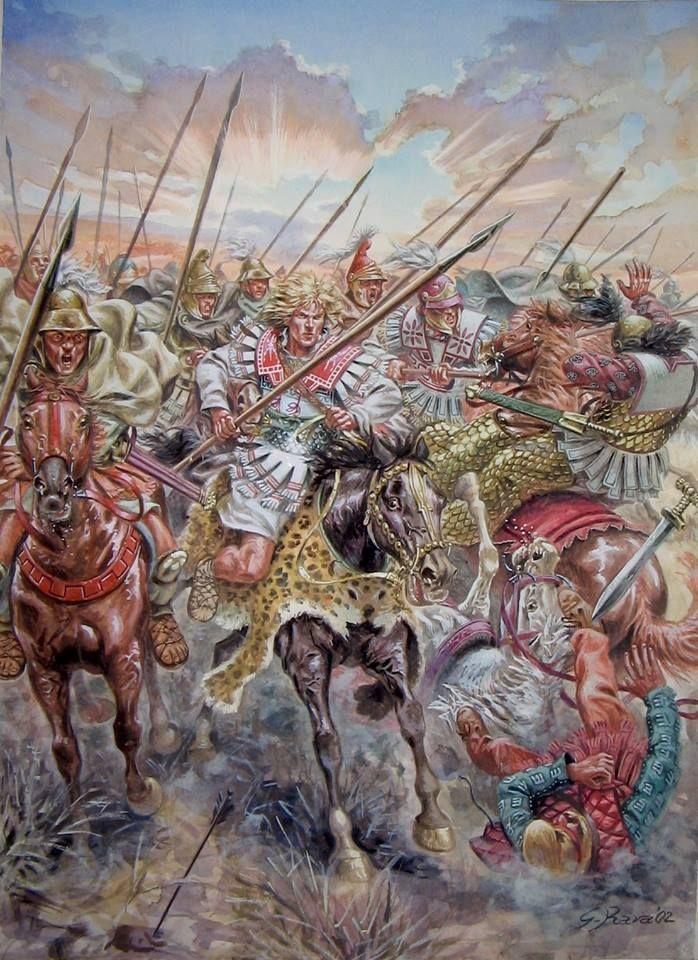 Битвы александра македонского картинки что