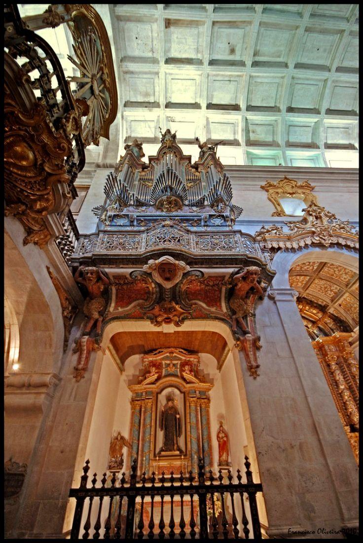 Mosteiro de Tibães | Braga | #Portugal