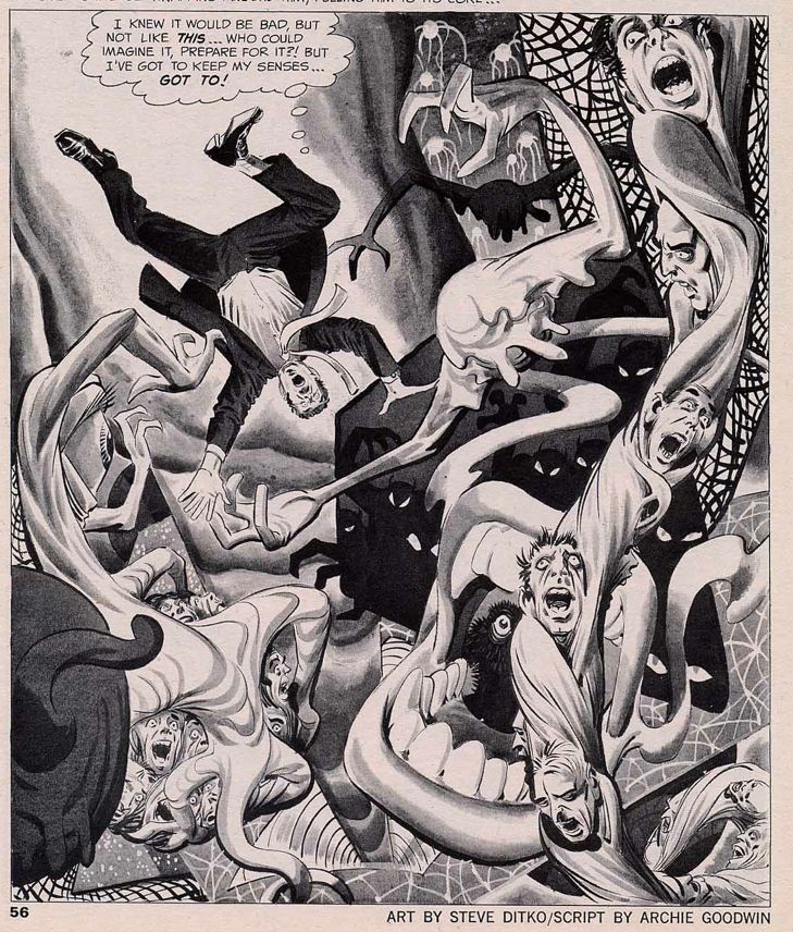 Creepy #13 by Steve Ditko