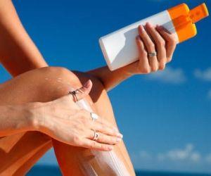 Sunblock/Sunscreen/Sun cream #EngVocab