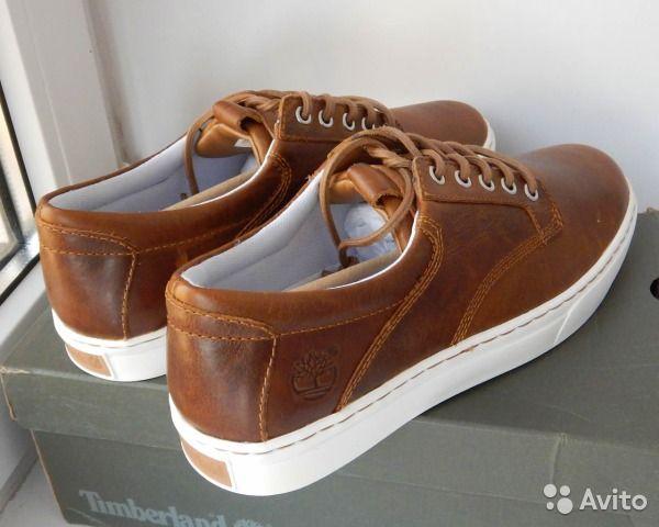 Мужские ботинки Timberland Cupsole, новые, из США— фотография №4 5.500