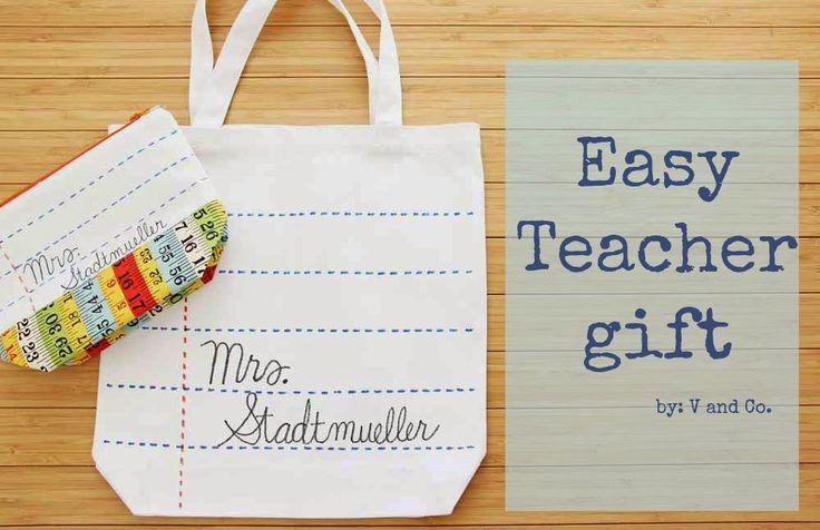 Un sac pour la maîtresse ou le maître