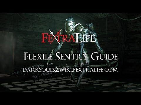 Flexile Sentry Boss Guide - Dark Souls 2 - http://freetoplaymmorpgs.com/dark-souls-3/flexile-sentry-boss-guide-dark-souls-2