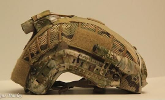 Orion Design Group FAST Cut Helmet Cover Multicam - HUEY'S