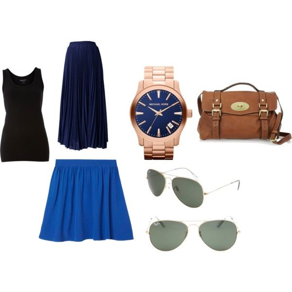 perfect outfit for a summer day in the city