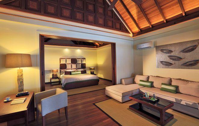 Beach Villas Maldives | Private Villas at Kurumba Maldives http://www.kurumba.com/
