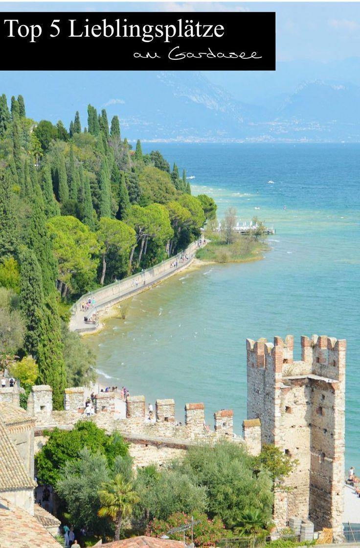Top 5 Lieblingsplätze am Gardasee in Italien – Peschiera del Garda – Sophia
