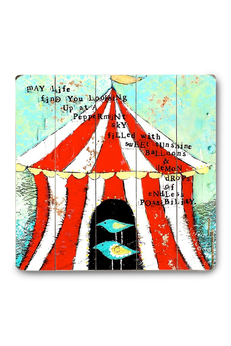 peppermint sky: Peppermint Sky, Inspiration, Dream House, Events, Art, Mixed Media, Life Find, Circus