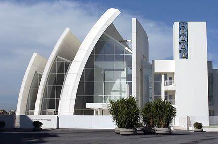 Richard Meier Dio Padre Misericordioso