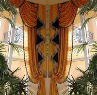 ΑΑΑ Κουρτίνες Mara Papado - Designer's workroom - Curtains ideas - Designs:  Κουρτίνες σαλονιού - Κουρτίνες και σχέδια για το ...