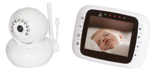 Cozy Infant Remote Wireless Video Baby Monitor with 3.5-Inch Color LCD Screen, Infrared Optic Night Vision and Remote Camera Pan, Tilt and Zoom, 3.5 Inch - Deal Summer http://dealsummer.com/cozy-infant-remote-wireless-video-baby-monitor-with-3-5-inch-color-lcd-screen-infrared-optic-night-vision-and-remote-camera-pan-tilt-and-zoom-3-5-inch/