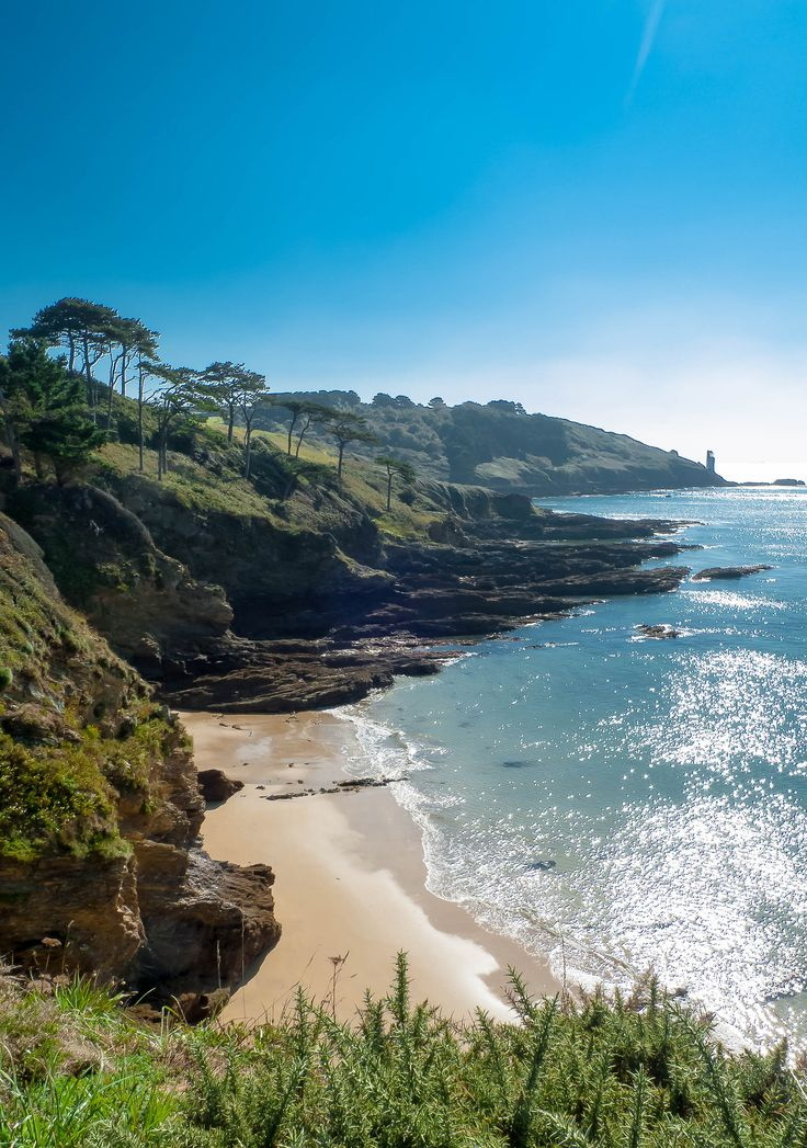 St Anthony Head - Cornwall - England (by Thomas Tolkien)